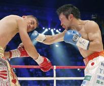 Yaegashi snatches IBF light flyweight title
