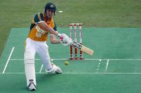 Cricket-Stoinis replaces injured Marsh in Australia ODI squad