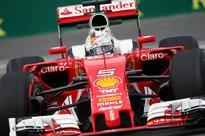 Vettel jumps quickest before Magnussen shunts