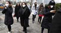 Areas in northern China on orange alert for air pollution