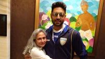 Abhishek Bachchan's birthday wish for mom Jaya Bachchan is the SWEETEST ever!