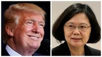 China formally complains after Trump's 'provocative' Taiwan call