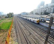 Train schedule gets derailed after mishap