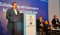 Jitendra Singh calls for 'Make in India' healthcare module