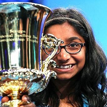 Spelling Bee: Indian Americans sweep Top 10!