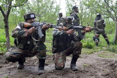 Pak's support to terrorism unacceptable, will continue to retaliate: Indian Army