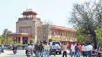 Rajasthan University students bear the brunt of bandh, many end up missing exams