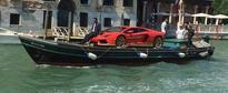 UPDATE: Lamborghini Aventador Miura Homage Is Cool Enough To Get a Venice Boat