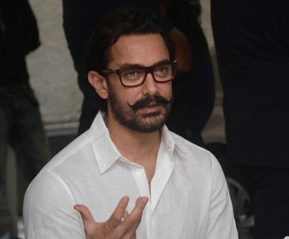 Confirmed! Aamir to play astronaut Rakesh Sharma in biopic