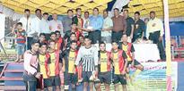 Betalbatim SC emerge champions