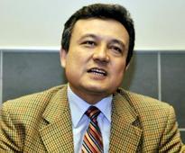India cancels visa for Chinese Uighur activist