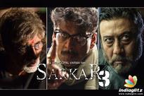 'Sarkar 3' gets new release date