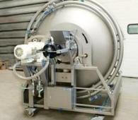 Touch Mixers for Cocoa Processing