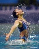 2016 National Synchronized Swimming Championships held in C China