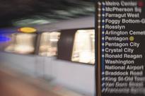 Washington DC Metro Train Derails, One Passenger Hurt