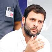 Cong meet over Rahul summons