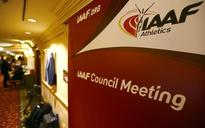 IAAF confirms ban on Russia's track and field athletes in Rio