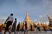 Myanmar to build viewpoints to protect famous old city