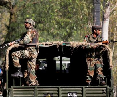 83% Indians want military might to beat terror attacks