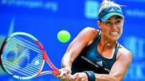 Wuhan Open: Kerber overcomes Mladenovic