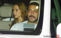 Salman Khan's girlfriend Iulia Vantur is already Mrs Khan. Not joking!