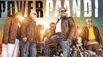 Power Pandi on full throttle