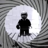 VIDEO: Casino Royale remade using LEGO