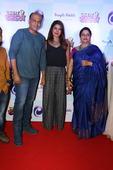 Priyanka Chopra & Dr Madhu Chopra celebrate the success of Purple Pebble Pictures!