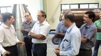 Defence secretary visits BATL