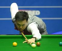 Fu knocks Ebdon out as Bingham defeated