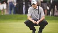 Haas makes up ground as Piercy maintains lead