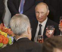 Putin once casually said over dinner that he could destroy America in a half-hour - or less