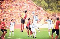 Robin stars as EB stun Bengaluru FC 2-1