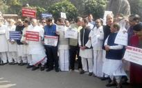 Karnataka: Congress to launch statewide protests against demonetisation as part of Aakrosh Divas