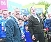 Vote unites Khan and Cameron