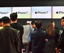 Apple iPhone 7 debuts in Note 7's home turf of South Korea