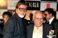 Big B recalls working times with Yash Chopra