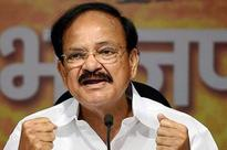 Venkaiah Naidu to visit Germany to promote investments in smart cities