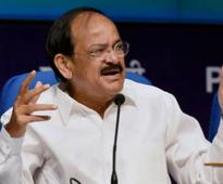 Congress adjusting on the 'carrier' of the cycle: Naidu