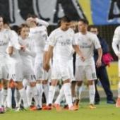 Real Madrid Oo Guul Cidhiidhi Ah Ka Soo Gaadhay Kooxda Las Palmas, Sergio Ramos Iyo Pepe Oo Kulanka Muhiimka Ah Ee Sevilla Ganaaxyo Ku Seegi Doona Iyo Casemiro Oo Madrid Goolka Guusha Udhaliyay Dhamaadkii Ciyaarta
