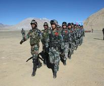 Indian & Chinese troops hold 2nd joint tactical exercise in Ladakh
