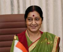 Kiran Bedi wishes speedy recovery to Sushma Swaraj