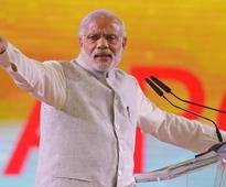 India's Narendra Modi's Religious Zealot Side Comes Out