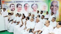 LDF govt is also sidelining Gandhi: V M Sudheeran