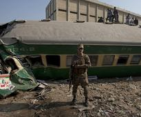 Pakistan train accident: 13 injured after Jaffar Express derails in Punjab, sabotage suspected
