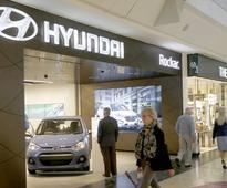Hyundai sales up 10% in December at 62,899 units