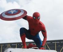 Tom Hollands Spider