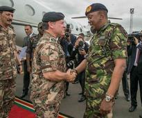 Kenya, Jordan to join hands in war on terror