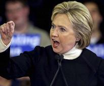 US presidential elections: Hillary Clinton, Bernie Sanders spar over race, immigration