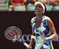 Venus celebrates 20 years at US Open, awaits Serenas return